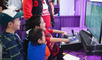 AbleGamers Foundation Childrens Hospital New Orleans Gaming Cypher 2