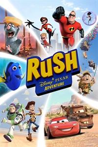 Rush A Disney Pixar Adventure - Jogos de Agosto para o Xbox Game Pass