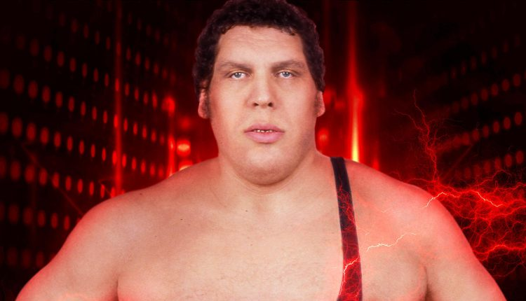 Andre The Giant Legend