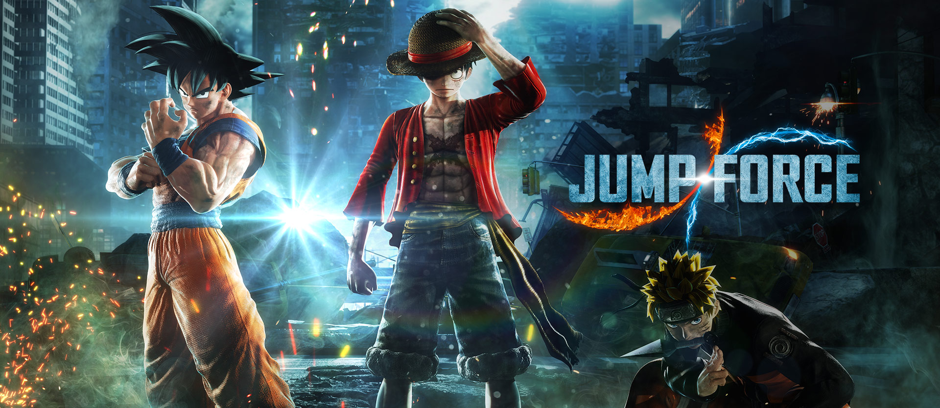 [The GONG Awards] - Parte 1 - Gamer - Votação Jump-force