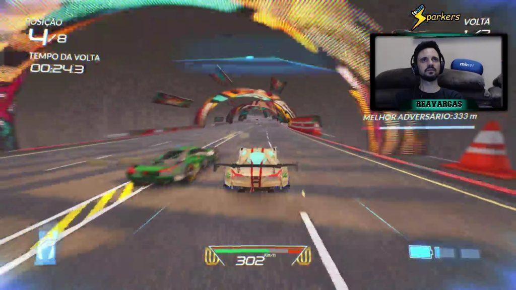 Xenon Racer Figura 2