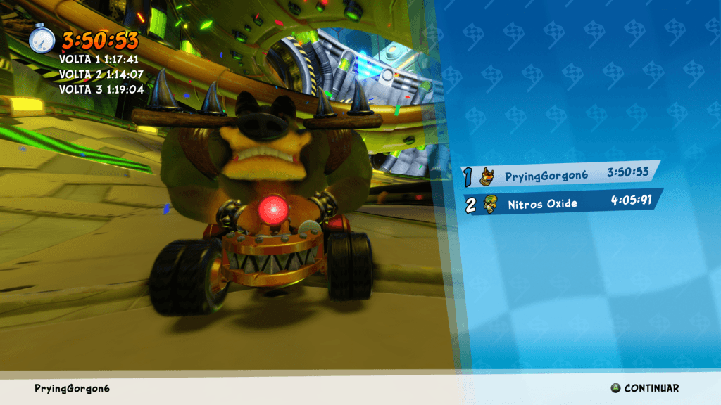 Crash™ Team Racing Nitro Fueled 2