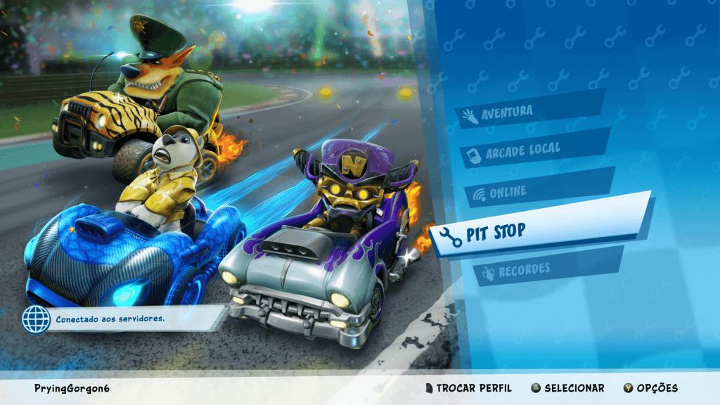 Crash™ Team Racing Nitro Fueled 7