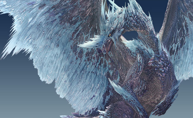 Monster Hunter World Iceborne Velkhana