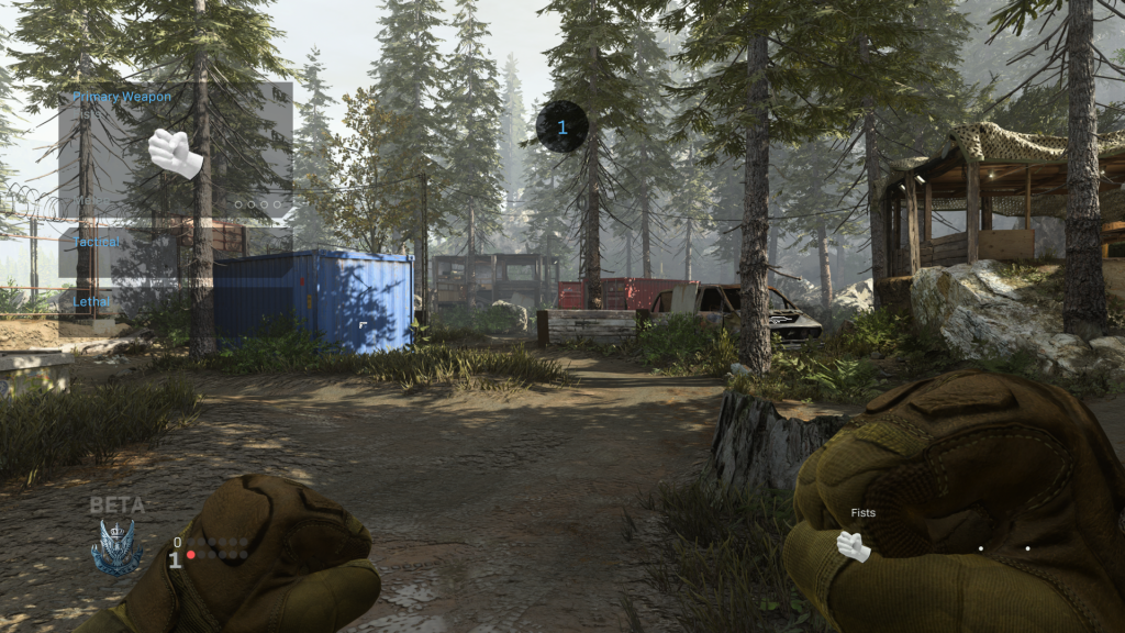 Call of Duty® Modern Warfare® Beta Aberto 2