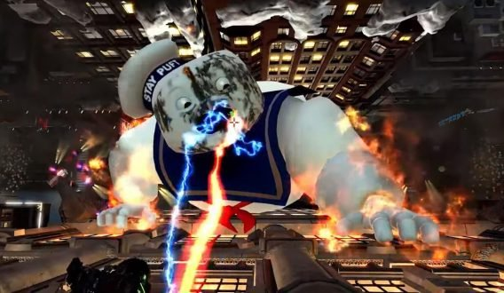 ghostbusters stay puft remaster