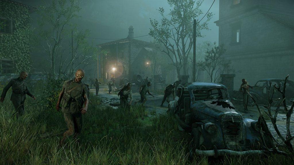 Zombie Army 4: Dead War lançamentos para xbox one