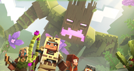 MineCraft Jungle Awakens
