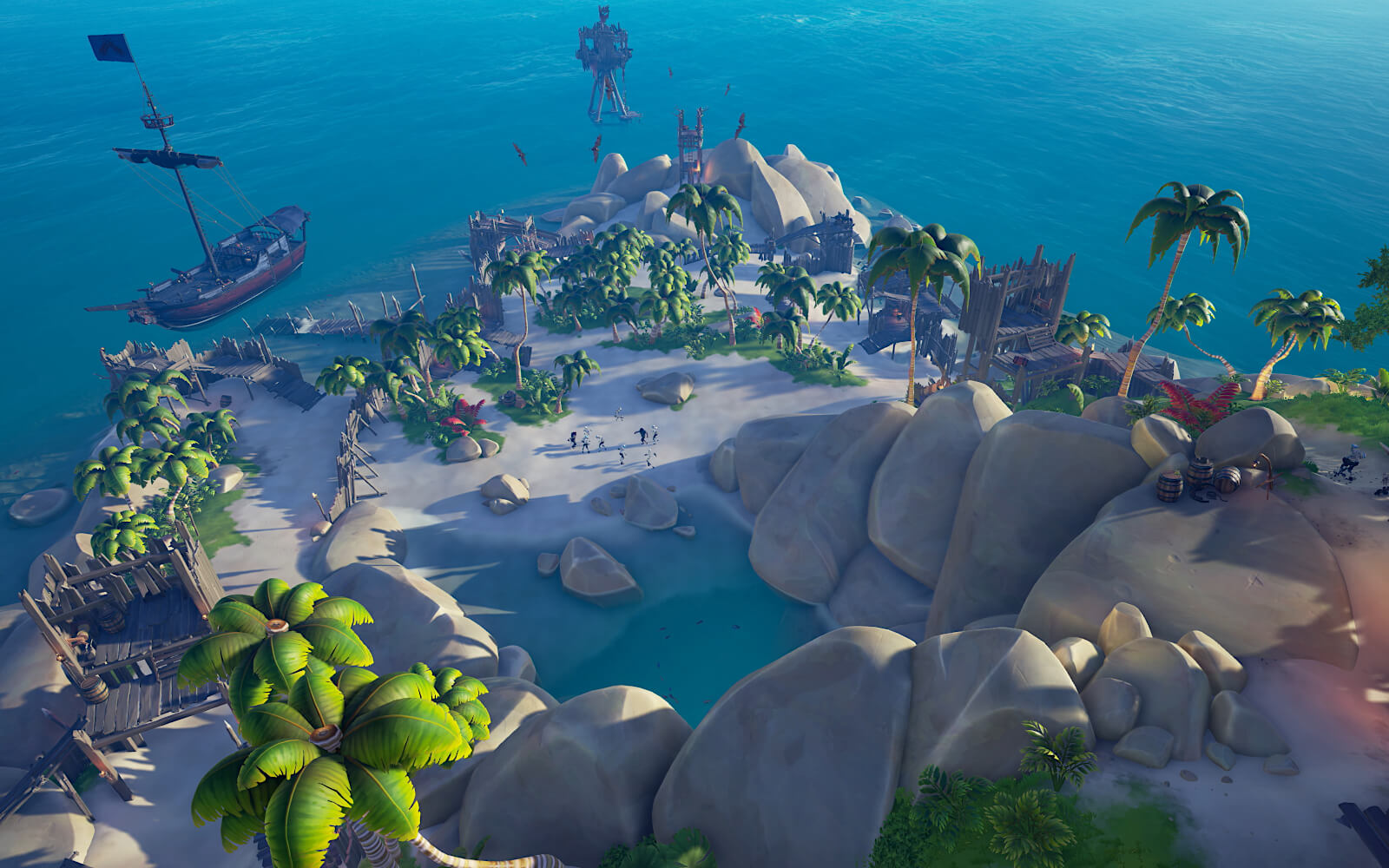 Sea of Thieves Private erve