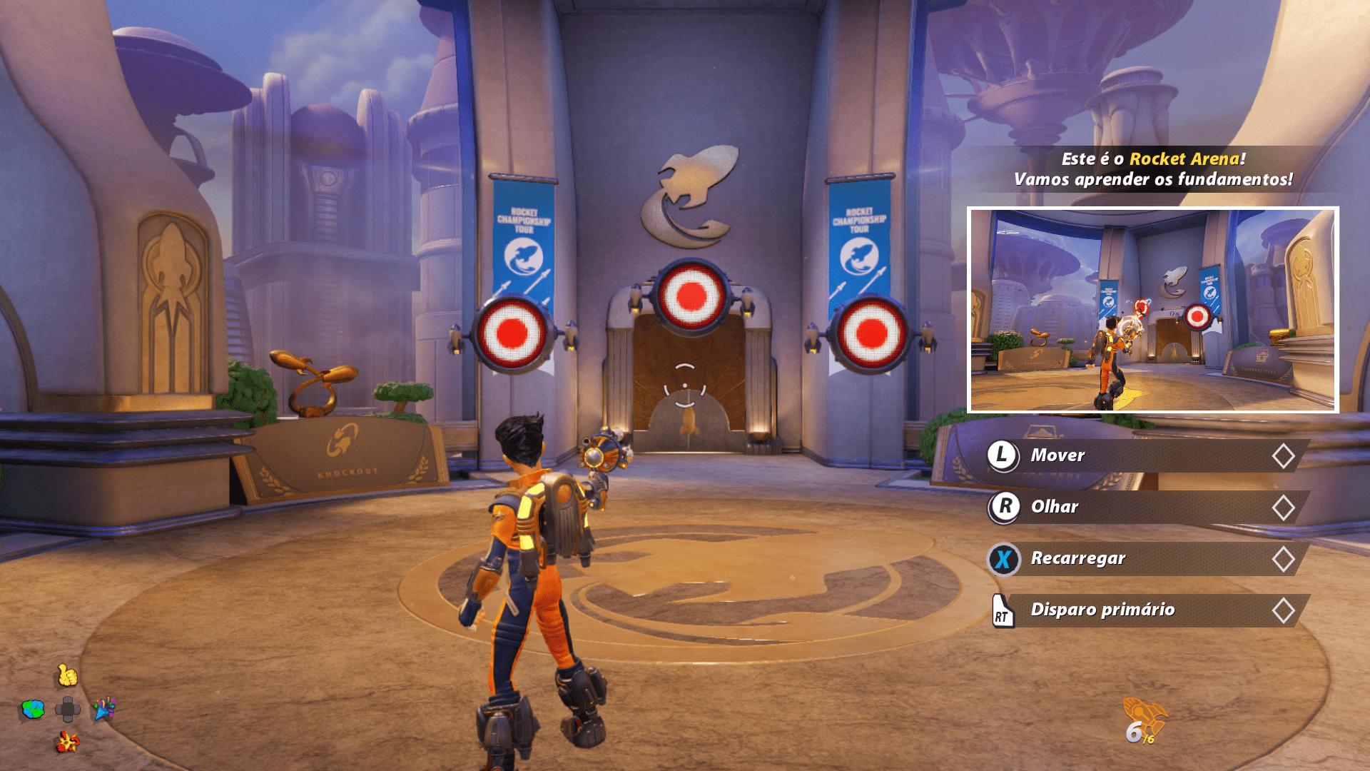 Rocket Arena