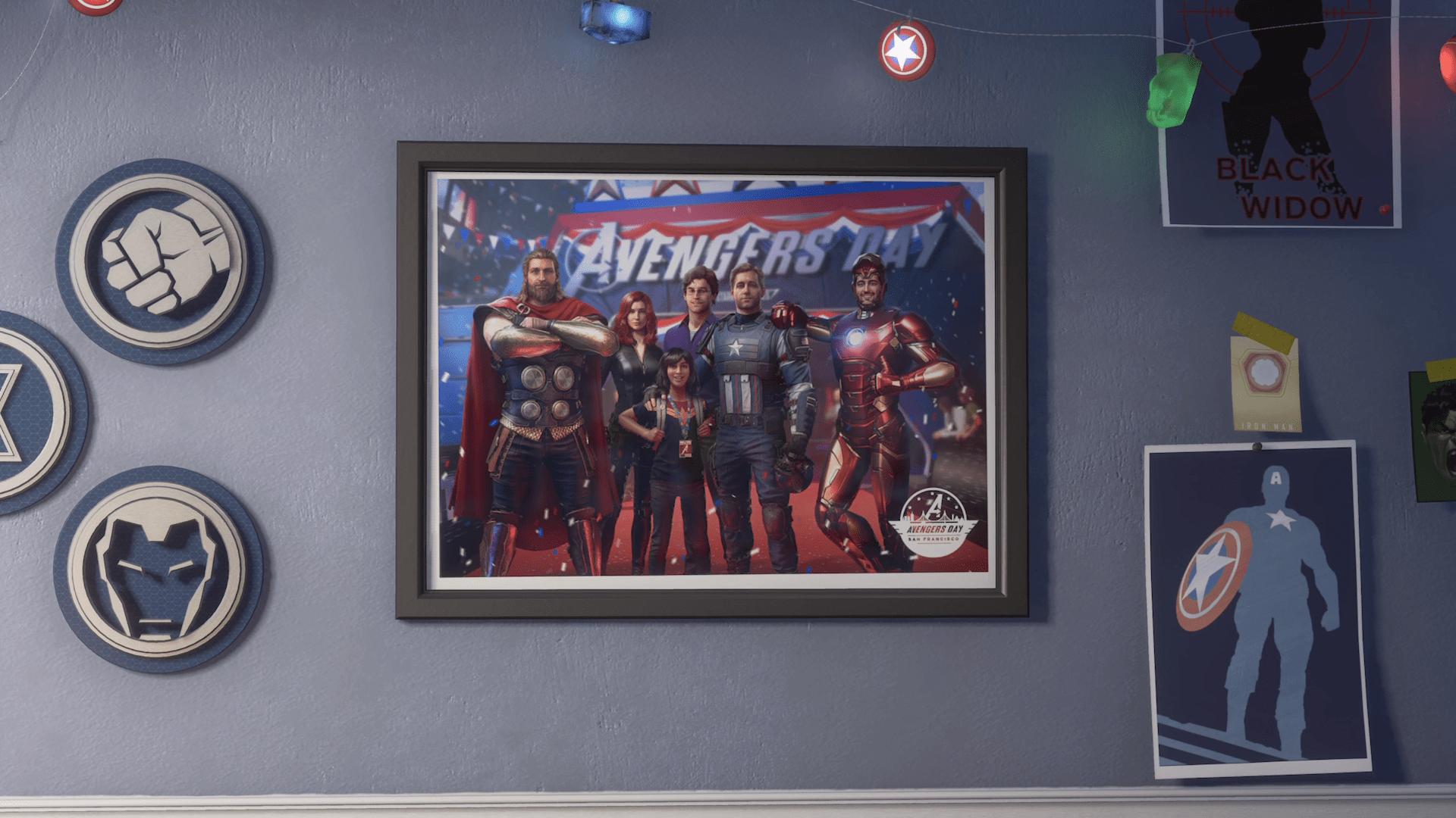 Marvels Avengers 11