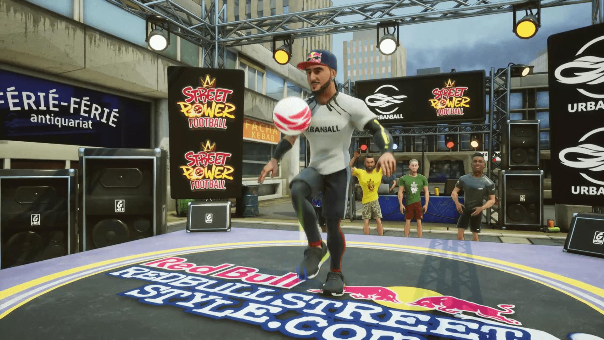 Street Power Football 3