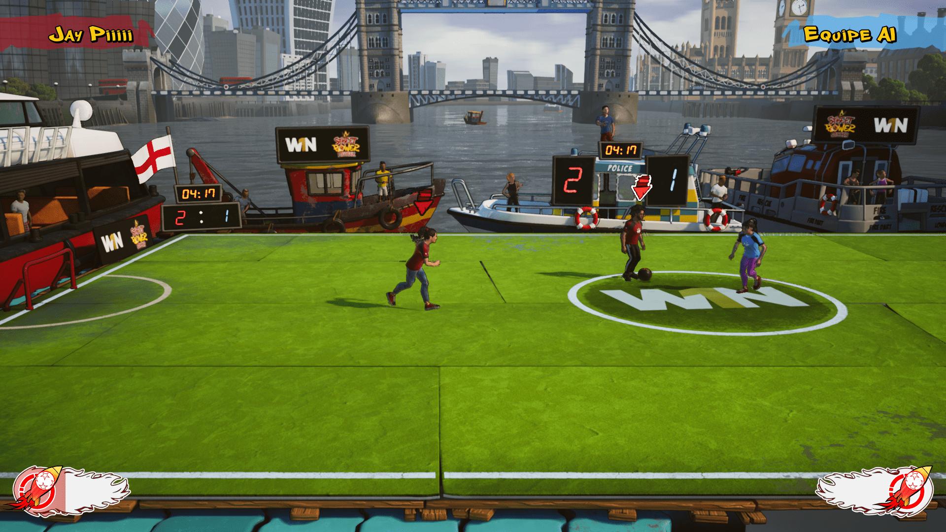 Street Power Football 4