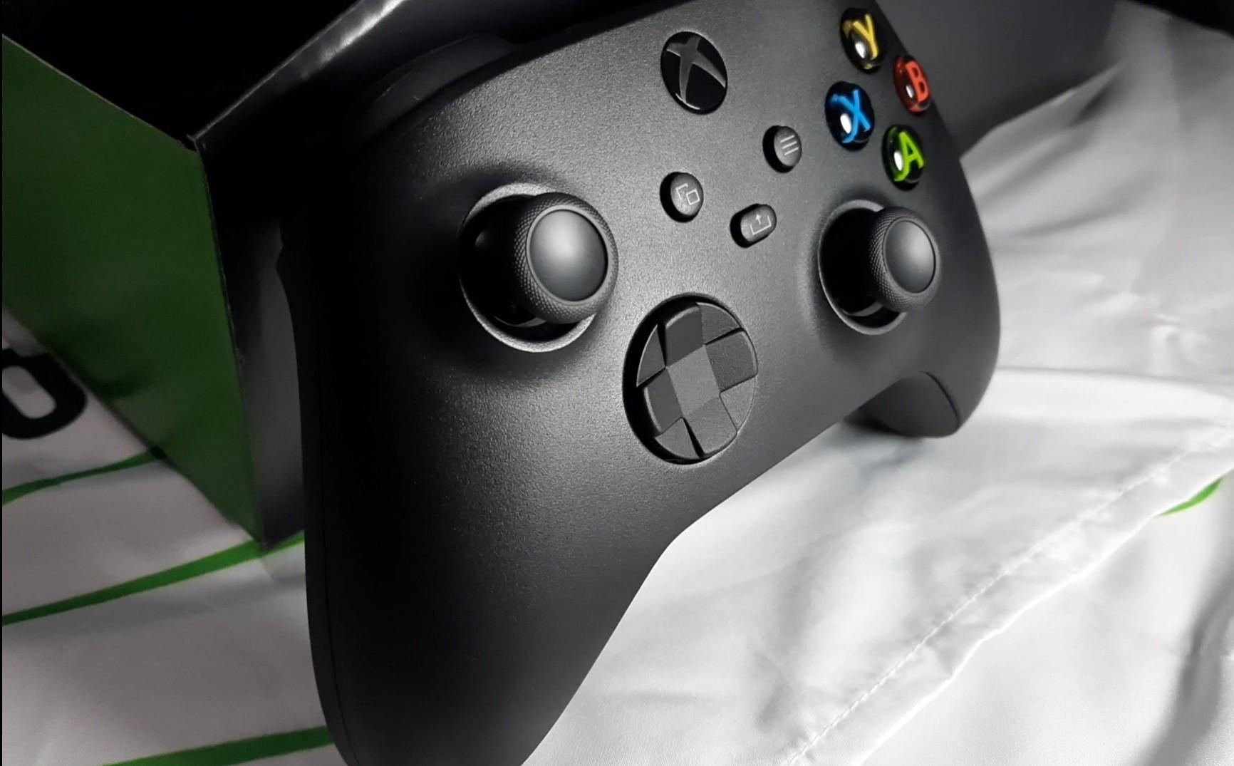 Novo Controle Xbox