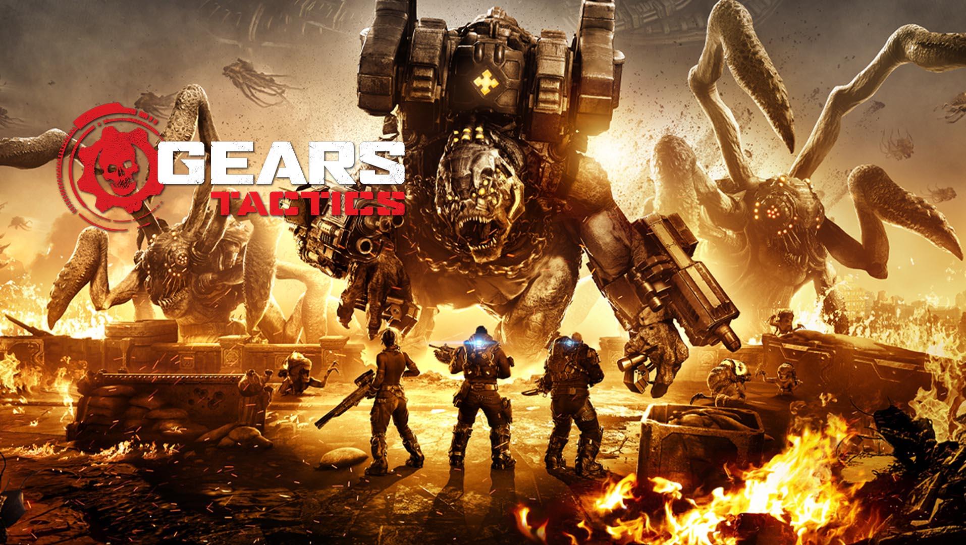 Gears Tactics 1