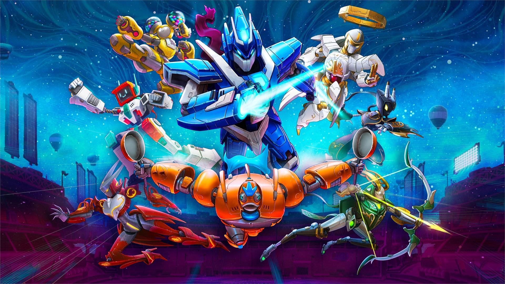 Override 2: Super Mech League está chegando a família de consoles Xbox