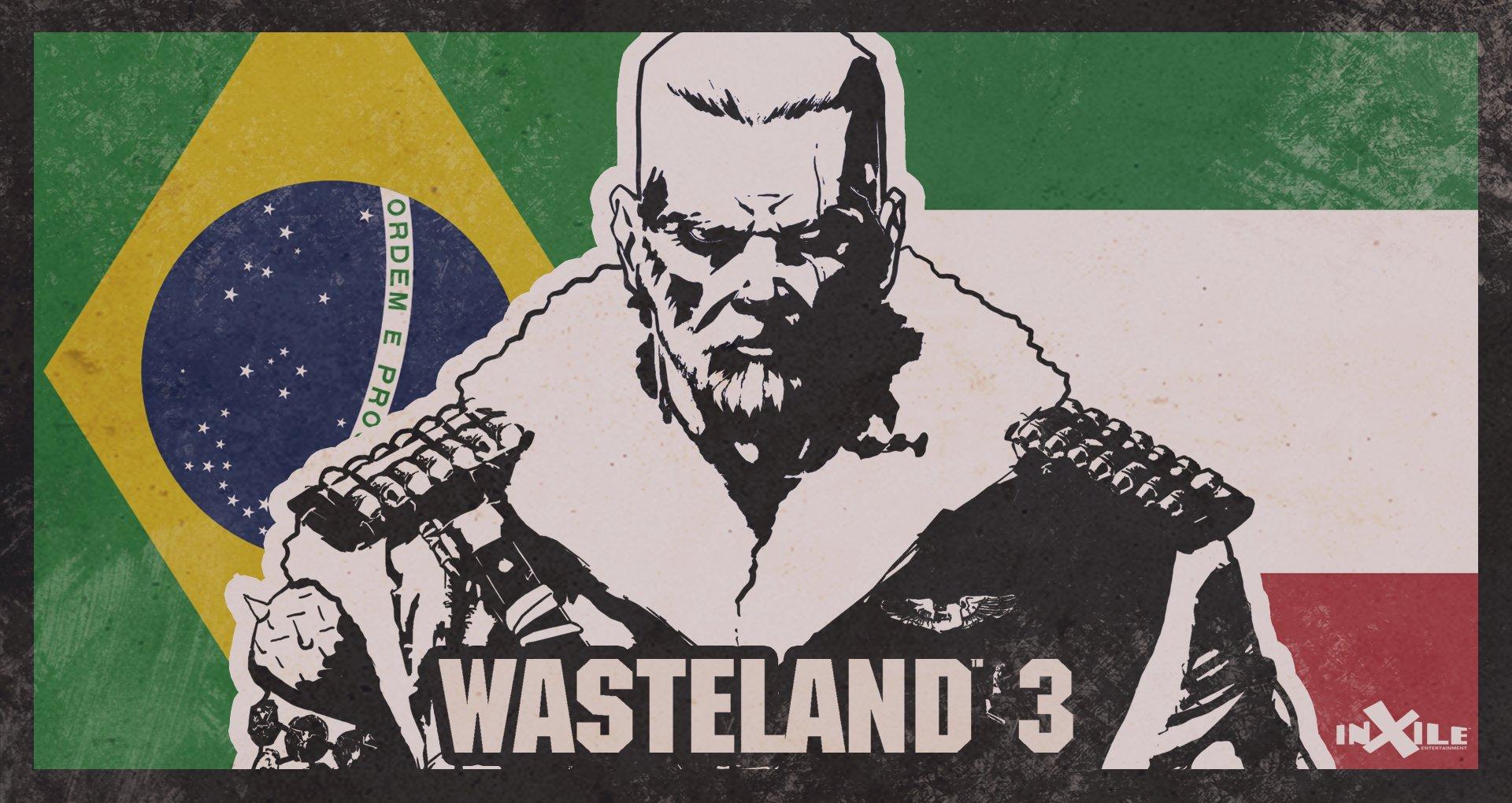 Wasteland 3 recebe legendas em português na próxima semana