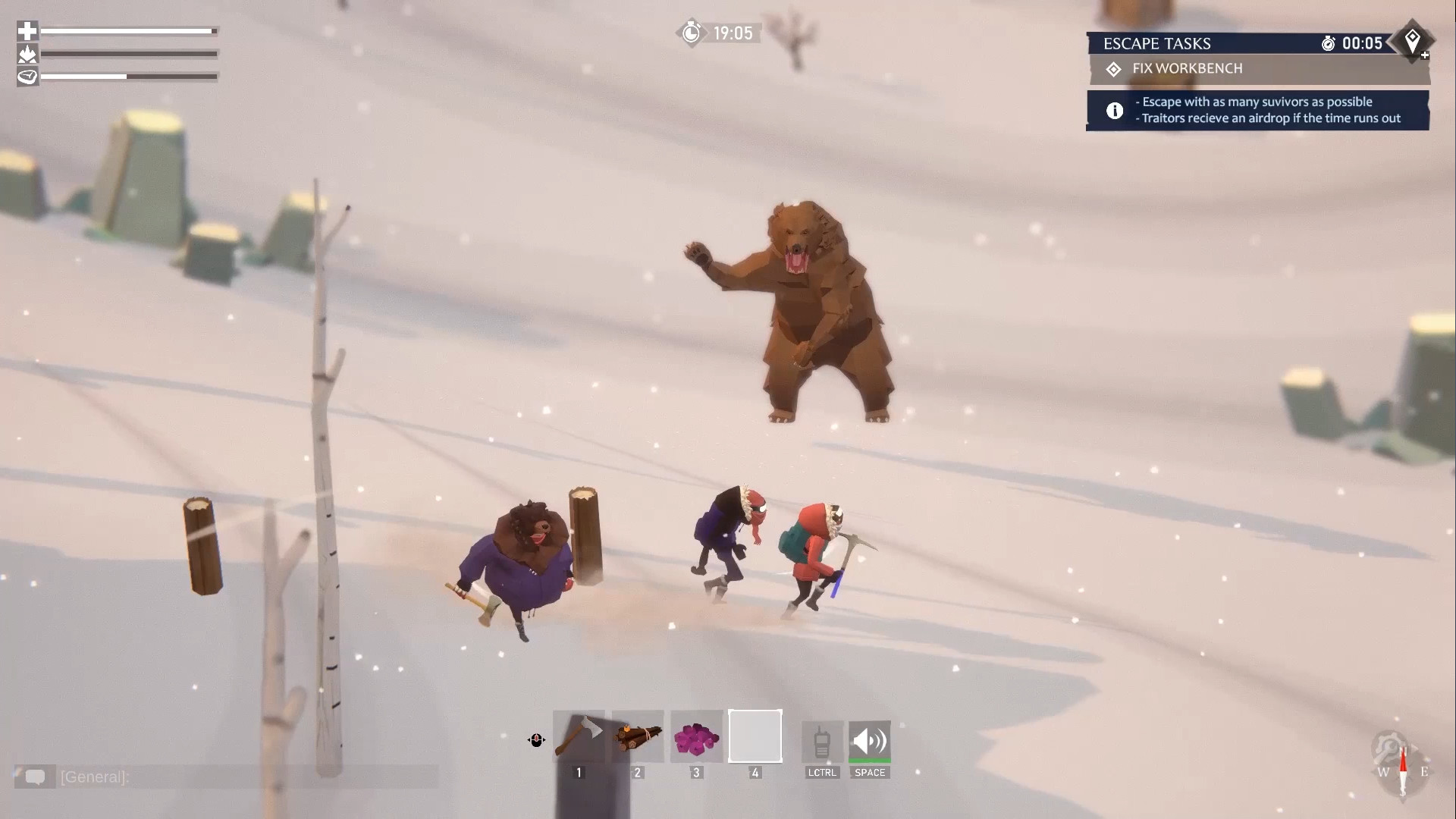 Game Project Winter GamePlay