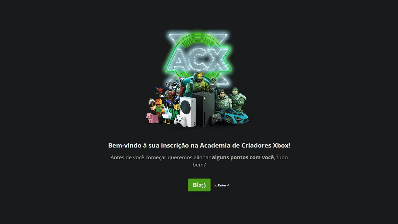 Academia de Criadores Xbox