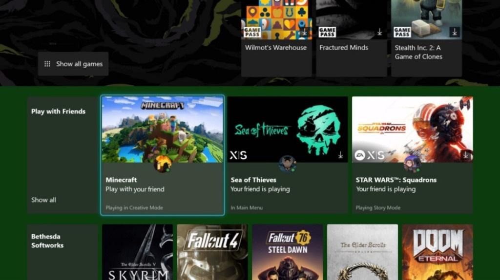 Xbox App 1