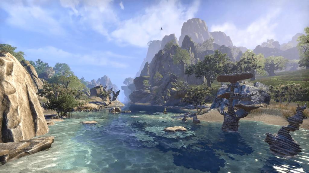 Verbesserte Version des Screenshots von The Elder Scrolls Online