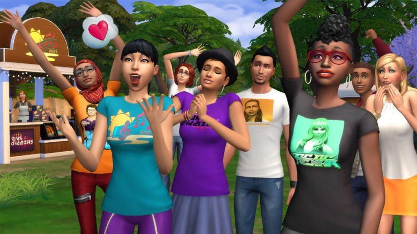 ts4 tile 2021 sims sessions activities