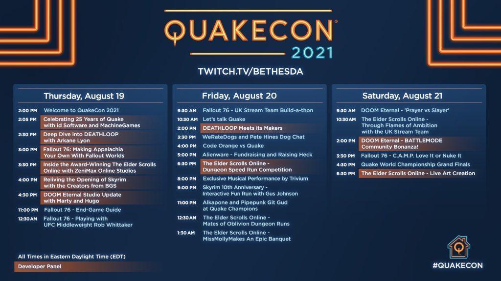 QuakeCon 2021 1