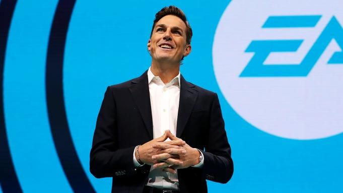 Andrew Wilson CEO EA